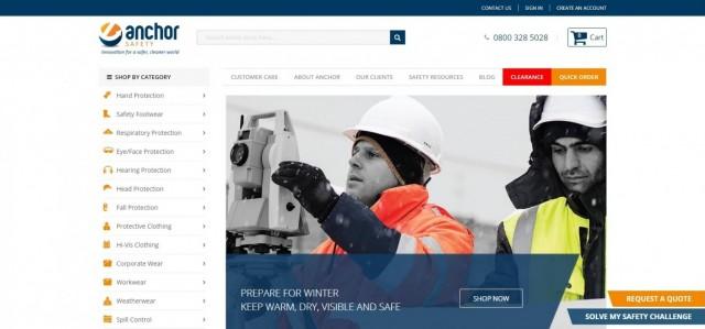 Anchor Safety