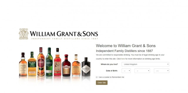 William Grant & Sons Distillers Ltd
