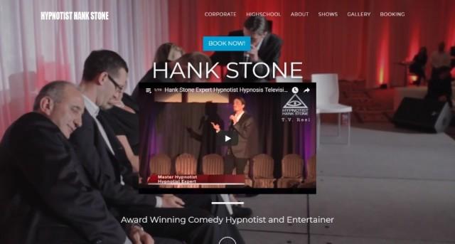 Hypnotist Hank Stone