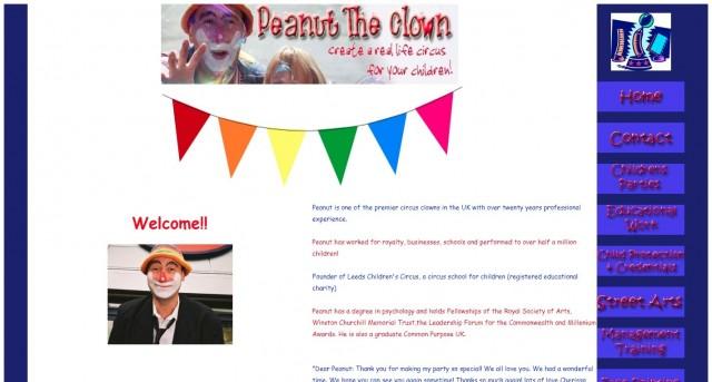 Peanut the Clown