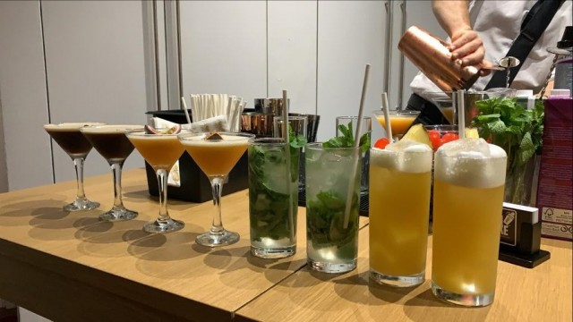 Spin and Shake | Bartender Hire
