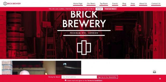 Brick Brewery Taproom