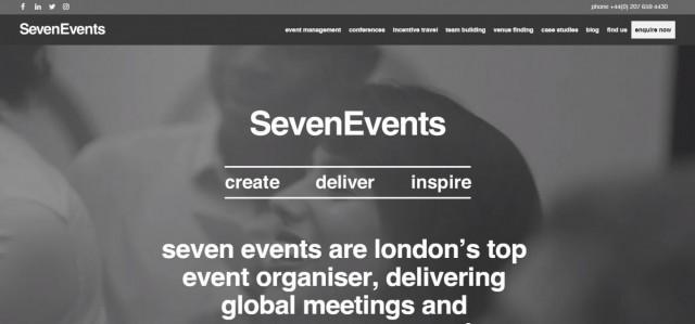 Seven Events Ltd
