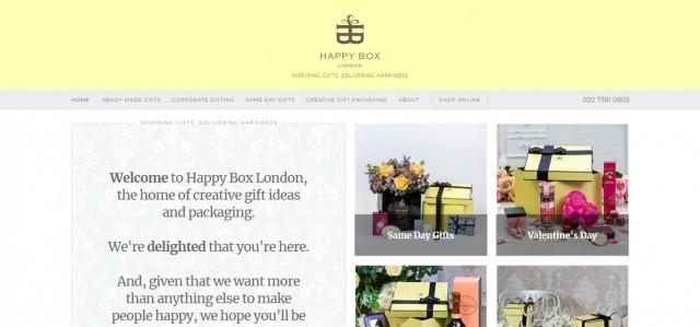 Happy Box London Ltd