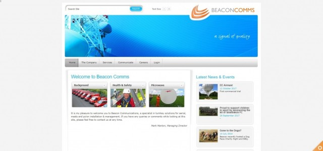 Beacon Communication Services Ltd