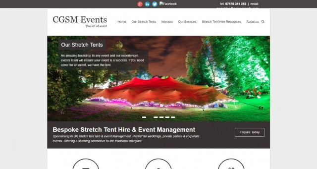 CGSM Events