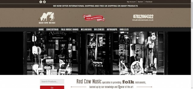 Red Cow Music York
