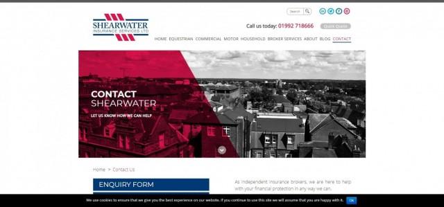 Shearwater Insurance Services Ltd