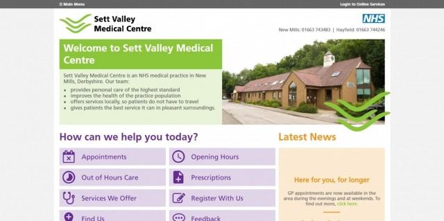Sett Valley Medical Centre