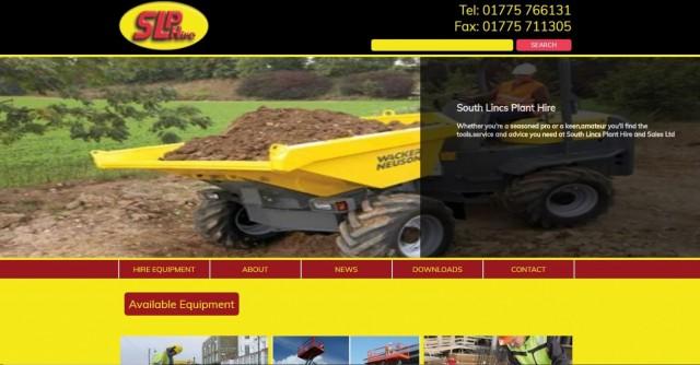 South Lincs Plant Hire Ltd