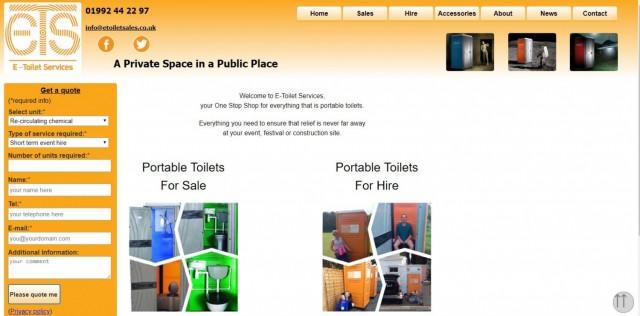 E-Toilet Services Ltd