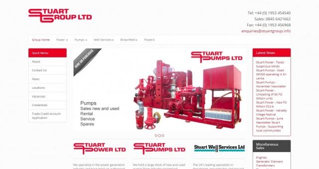 Stuart Group Ltd