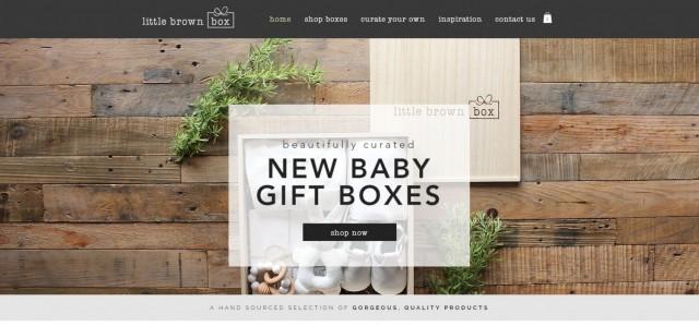 Little Brown Box