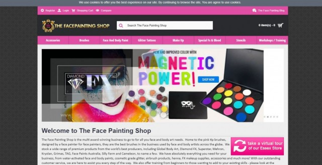 The Face Painting Shop