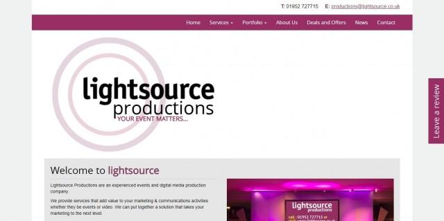 Lightsource Audio Visual