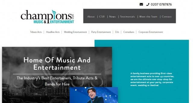 Champions Music & Entertainment
