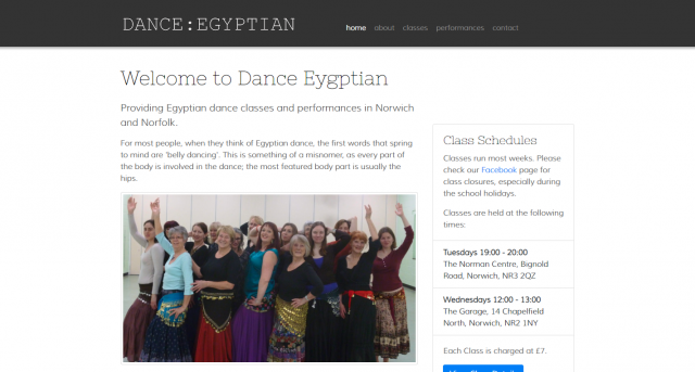 Dance Egyptian