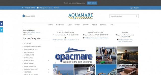 Aquamare Marine