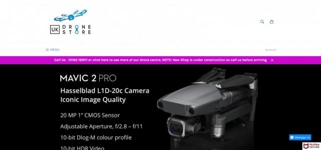 UK Drone Store Ltd