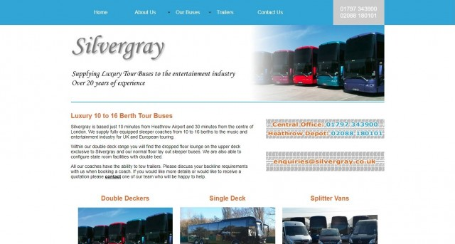 Silvergray Carriages Co Ltd
