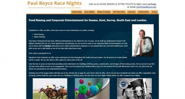 Cocaharla Race Nights