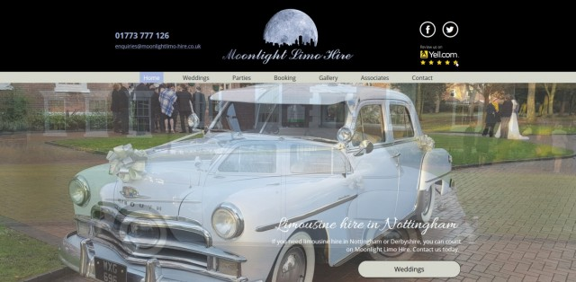 Moonlight Limo Hire