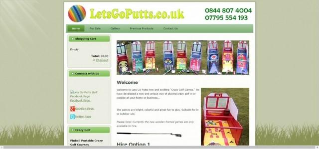 LetsGoPutts.co.uk