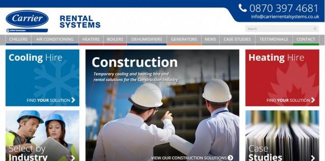 Carrier Rental Systems (UK) Ltd