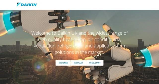 Daikin Airconditioning UK Ltd