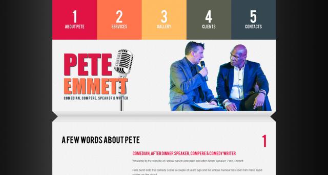 Pete Emmett