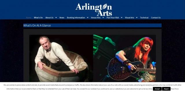 Arlington Arts Centre