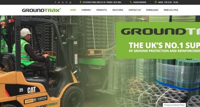 Groundtrax Systems Ltd