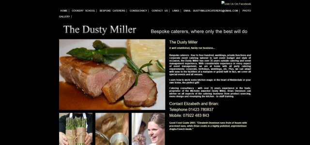 The Dusty Miller