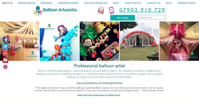 Balloon Artworks