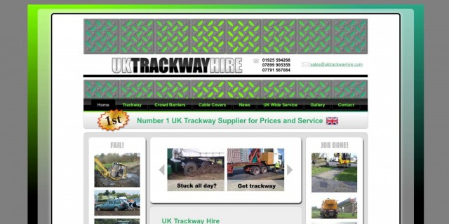Uk Trackway Hire Ltd