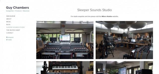 Sleeper Sounds