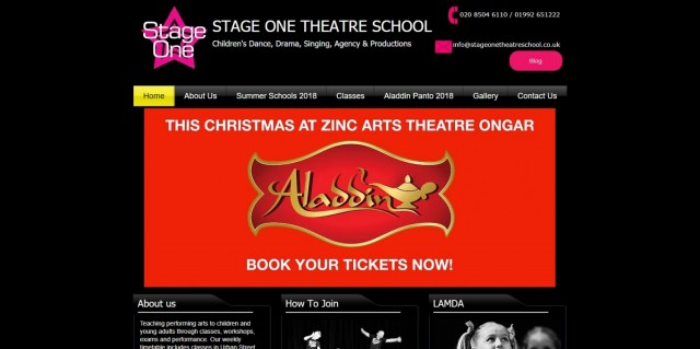 Stage One Dance UK