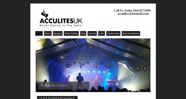 Acculites Uk Ltd