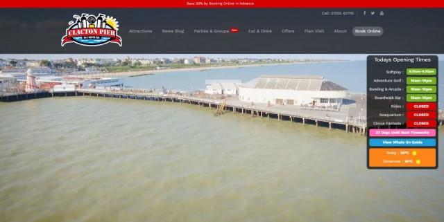 The Clacton Pier Company Ltd