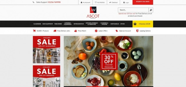 Ascot Wholesale