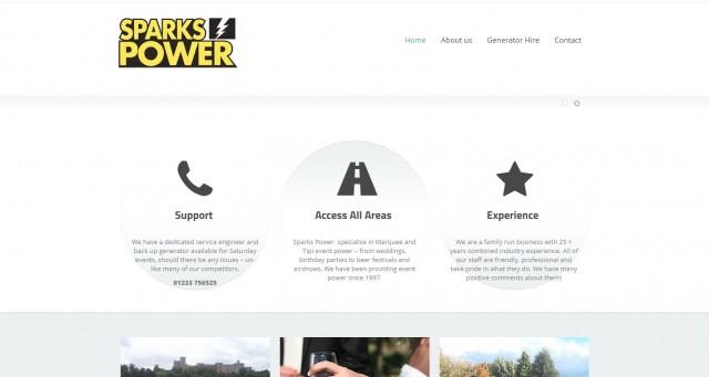 Sparks Power Ltd