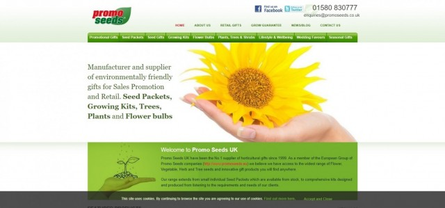 Horti Gifts Ltd T/As Promo Seeds UK