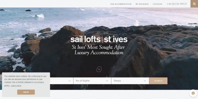 Sail Lofts - St Ives