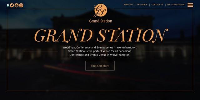 Grand Station.