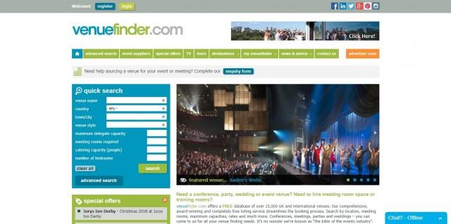 venuefinder.com