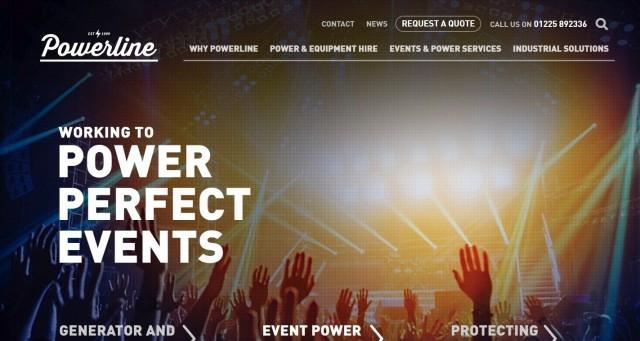 The Powerline (Entertainments) Ltd