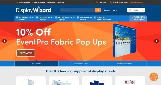 Display Wizard Ltd