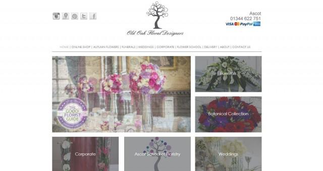 Old Oak Floral Designers Ascot