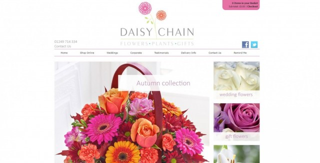 Daisy Chain Floral Designers