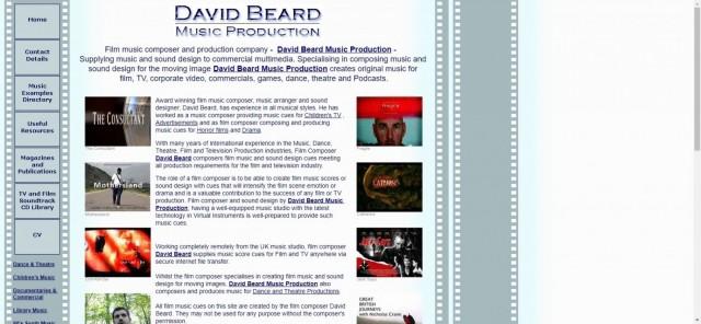 David Beard Music Production